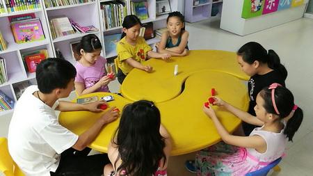 快乐童年和趣味人生—余庆堂2017暑期班(第三周)-余庆堂